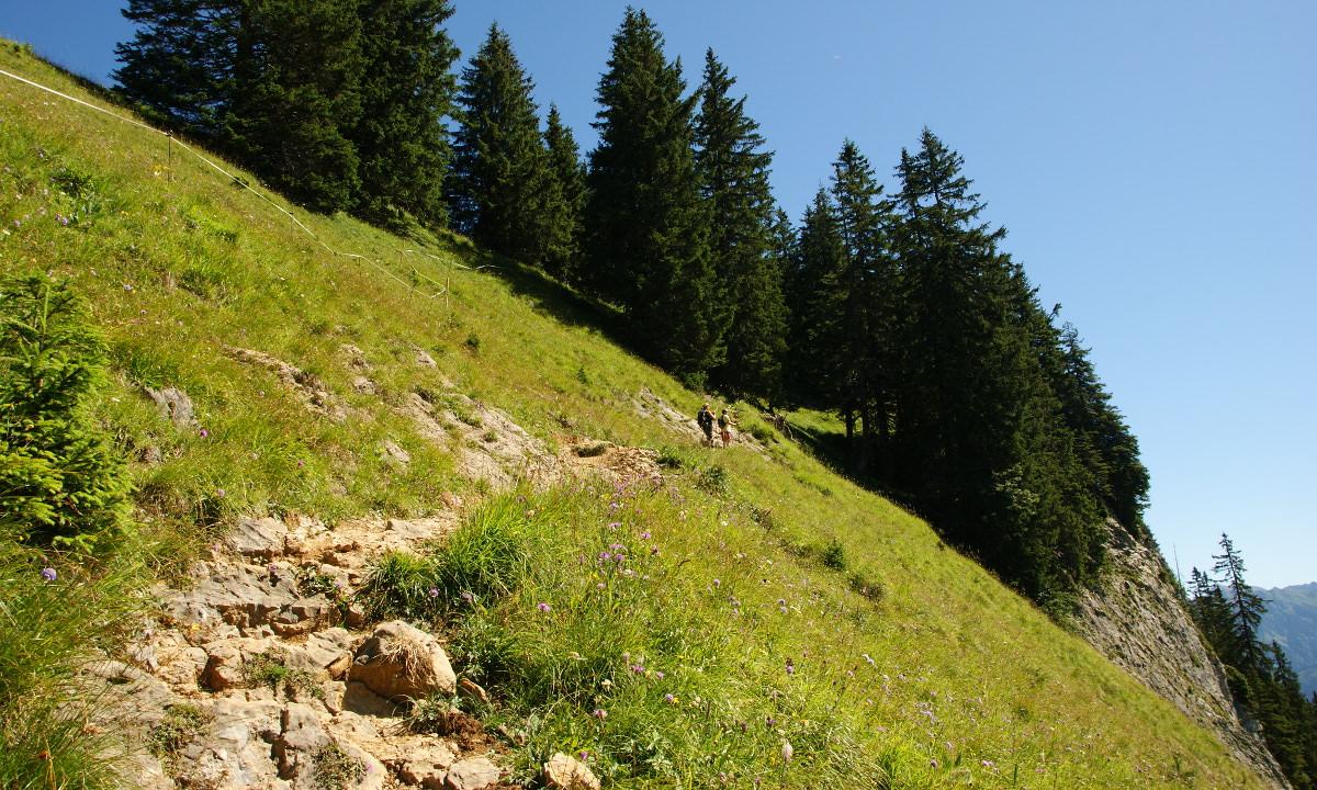 Klettersteig Besler : Allgäu erleben besler