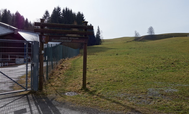 Naturlehrpfad Altusried Start