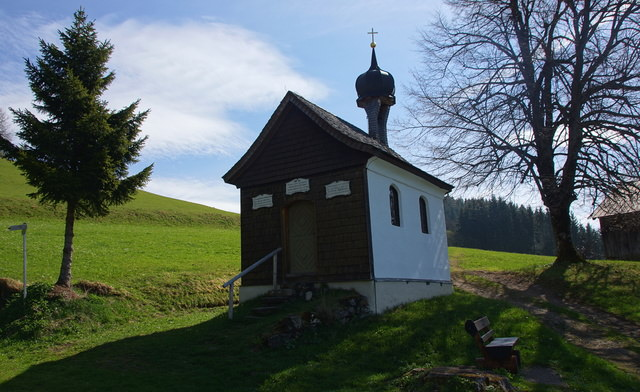 Kapelle von Oberried